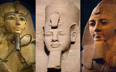 """Ancient Egypt: King Ramses II """"The Great"""" (1292 – 1186 BCE)"""