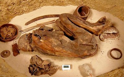 Unknown Pharaoh's Remains Identified in Egypt