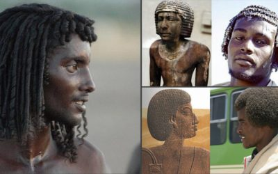 Beja people are one of the living descendants of Ancient Egypt