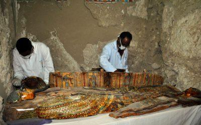 3,500-year-old Mummy Surprise Found in Egypt