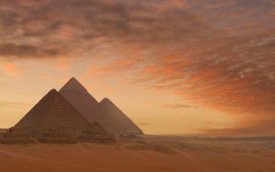 10 Awe-Inspiring Photos of the Ancient Pyramids of Egypt