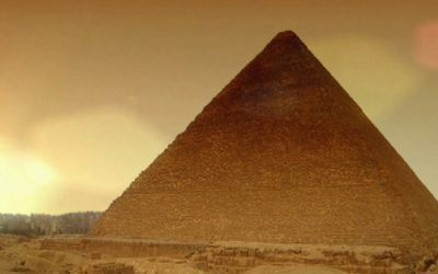 Thermal Scan of Egypt's Pyramids Reveals Mysterious Hot Spots