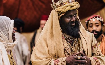 The richest person in history is an African King Mansa Musa I from Mali – ($400 billion)