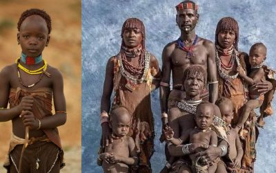 """The Hamar, untouched tribe from """"never colonized"""" country, Ethiopia"""