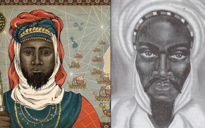 African King, Mansa Abubakar II discovered Americas in 1312. 180 years before Columbus