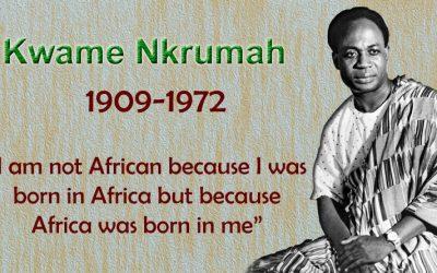 History: Ghanaian former President Kwame Nkrumah Dies in Romania in 1972