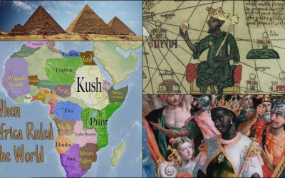 Africa Ruled The World For 15,000 Years & Civilized Mankind