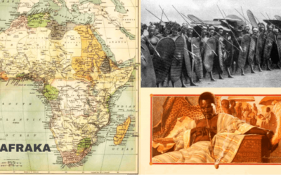 The Oldest Name For Continent Africa Was 'Afraka' Meaning 'First-Sun-Soul'