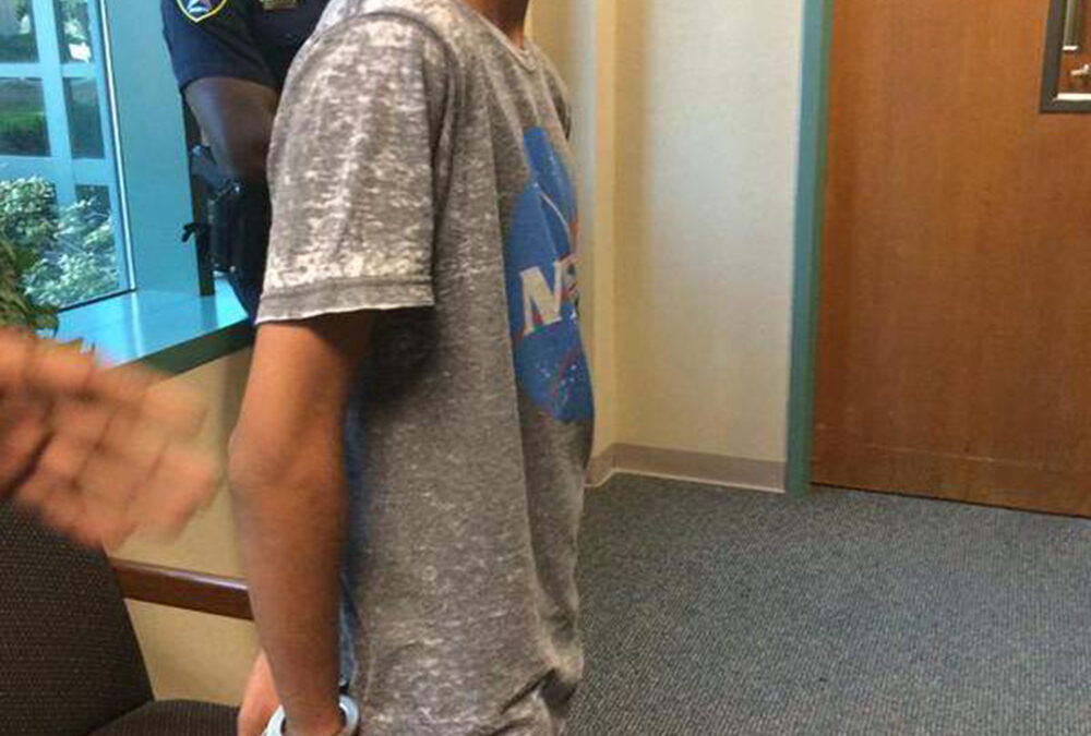 14-Year-Old Sudanese-American Boy Arrested for Bringing Clock to School Sues