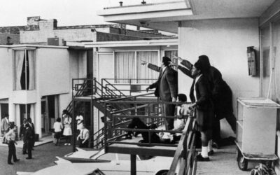 Dr. Martin Luther King Jr. Assassinated in Memphis