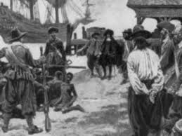 First Enslaved Africans Brought to Jamestown, Virginia