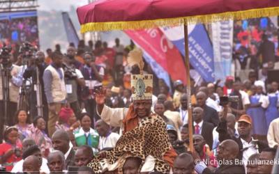 KABAKA OF BUGANDA KINGDOM, UGANDA